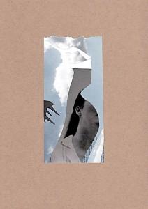 1970  20,9 x 29,7 cm, Collage 2010