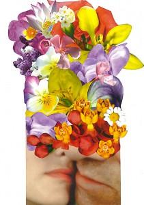 OneLove  30 x 45 cm, Collage 2007