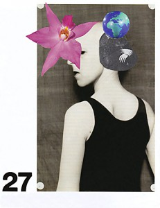27  20,7x 26,8 cm, Collage 2010
