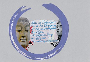 Peace  20,6 x 29,2 cm, Collage 2012